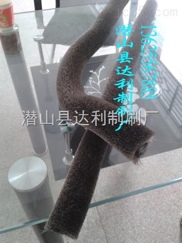 多工位水钻抛光机钢丝弹簧刷