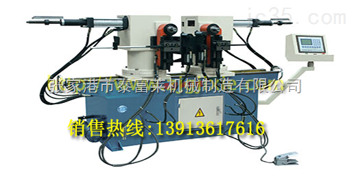 供应双头液压弯管机(SW38)
