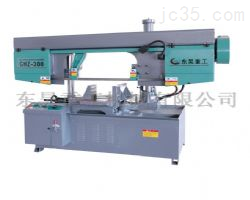 GHZ-300380双立柱转角卧式金属带锯床可调角度