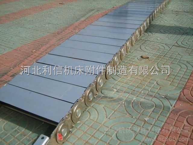 西安钢制坦克链厂、TL180电缆拖链运行参数、数控导线拖链