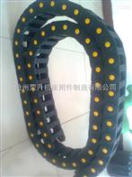 【坦克链】耐磨塑料拖链,尼龙拖链增强不断裂,塑料拖链规格