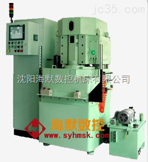 液压泵压板数控双端面磨床