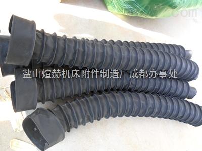 专业供应圆筒式丝杠防护罩【耐高温 防油】产品图片
