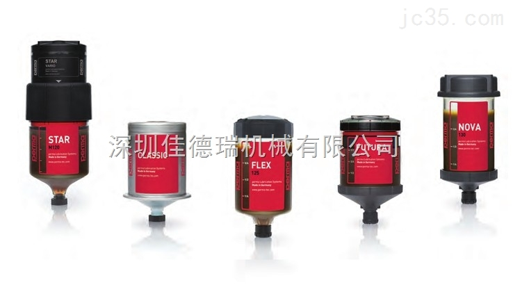 Perma润滑剂PERMA注油器perma润滑泵