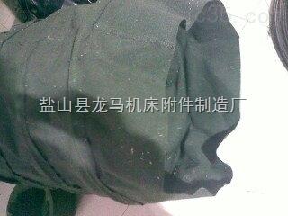 买涤纶帆布除尘布袋,认准盐山县龙马机床附件制造厂
