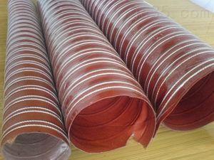高温风管/耐高温帆布通风管