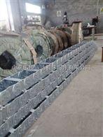 规格齐全供应龙口钢制拖链规格齐全价格低廉