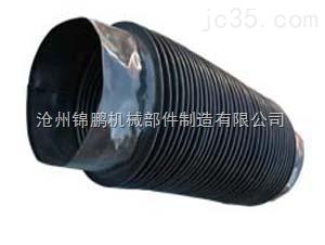 丝杠伸缩防水罩规格
