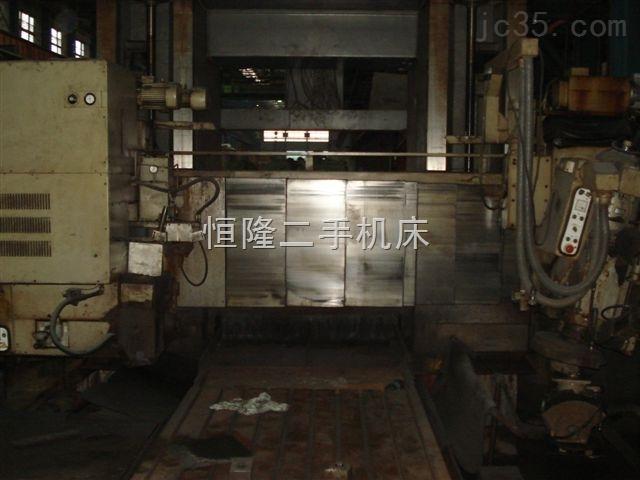 二手龙门导轨磨 德产1.6X4米 2,5X6米