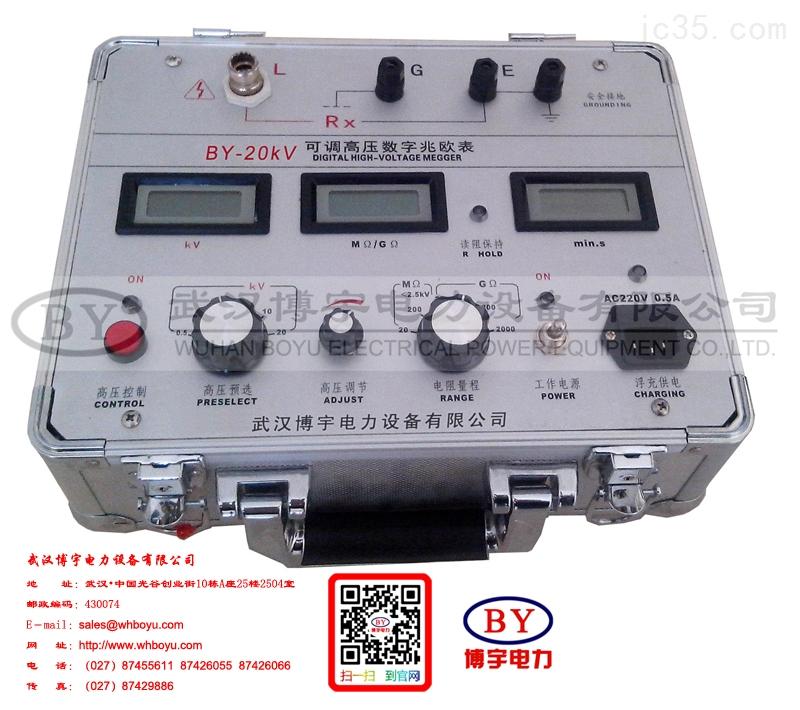 可调绝缘电阻表,可调高压绝缘电阻测试仪,可调高压数字兆欧表