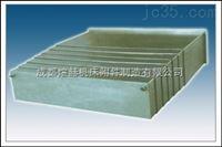 四川機床附件 導軌伸縮鋼板罩 不銹鐵防塵罩