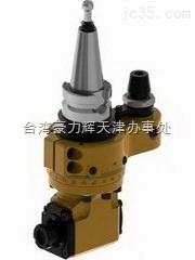 侧铣头台湾豪力辉轻量化小型机床加工角度头