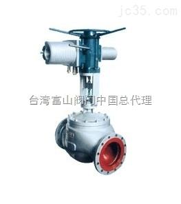 台湾富山SZRQM智能型电动调节阀