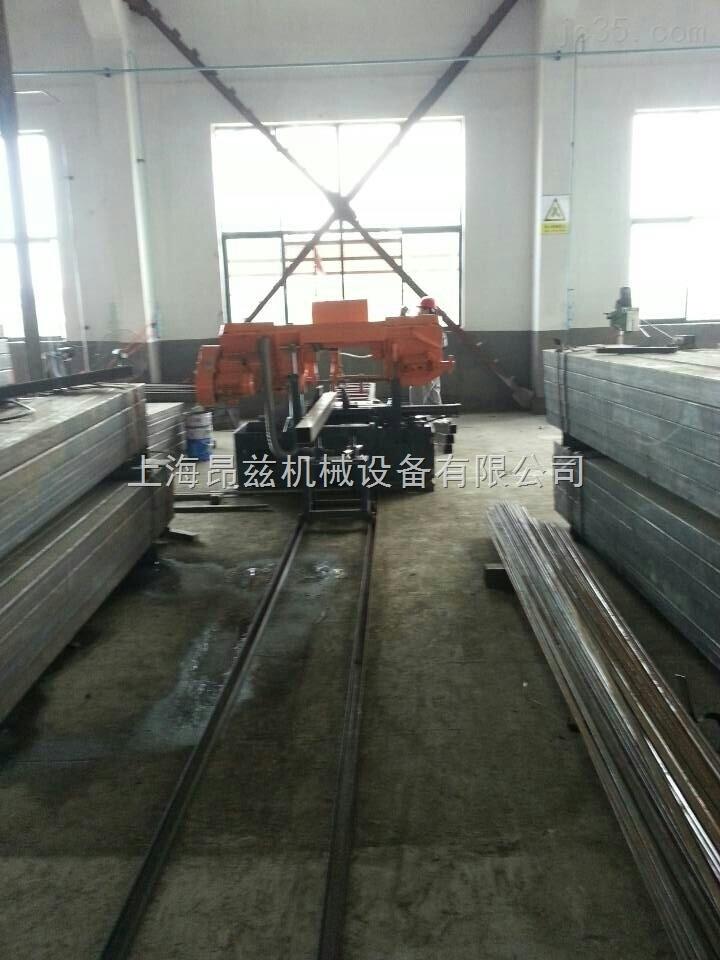 金山区板材切割4230数控带锯床切割尺寸
