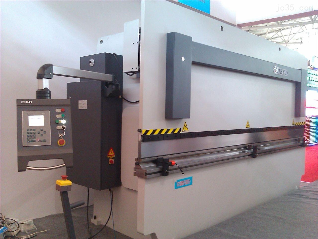 250T/3200高直线度液压板料折弯机