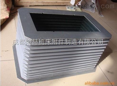 机床风琴式防护罩产品图片