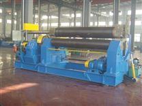 机械卷板机厂家批量生产各种高品质型号机械半自动卷板机