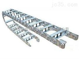 长距离重型钢制拖链 油管保护拖链