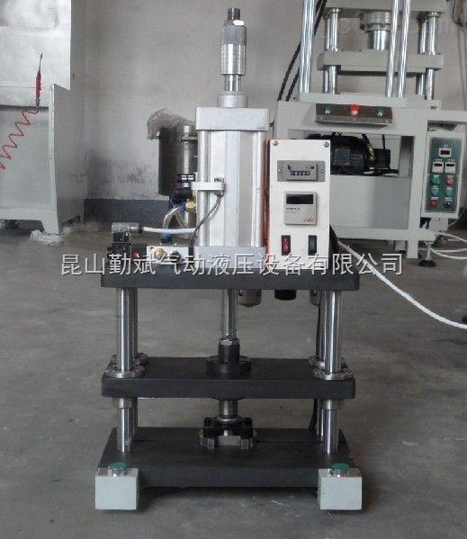 苏州、昆山、上海气压压床供应,四柱气动压力机