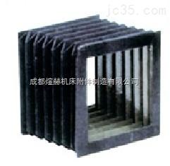 方形伸缩式防尘罩厂家产品图片
