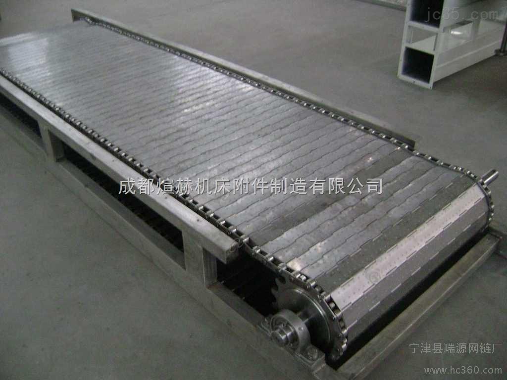 机床输送链板材质 机床链板价格产品图片