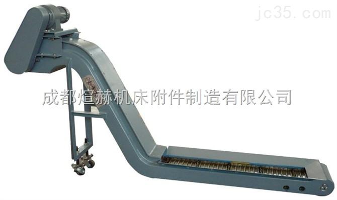 铣床链板排屑机产品图片