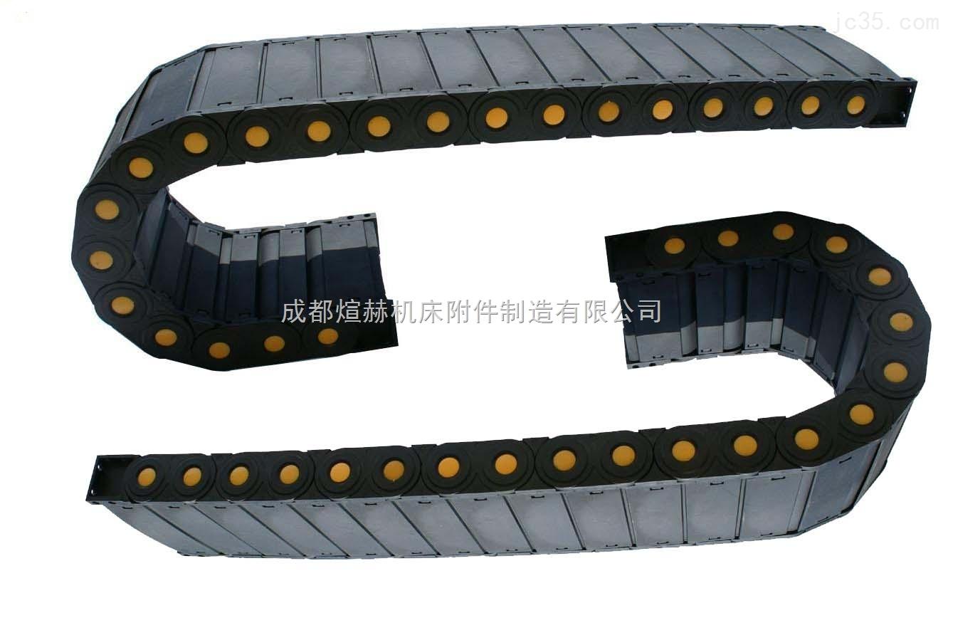 塑料坦克链规格型号产品图片