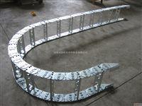 不锈钢穿线机床拖链