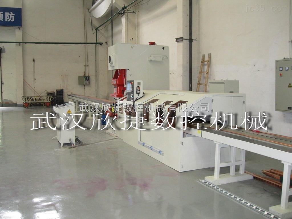 SKC-820ZX-3核电转子线圈铜排数控冲孔生产线只要能在行业站搜索的到产品 都是能搜索显示