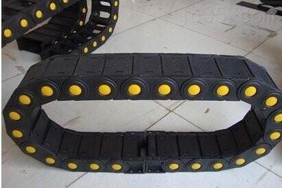 镗床线缆穿线塑料拖链