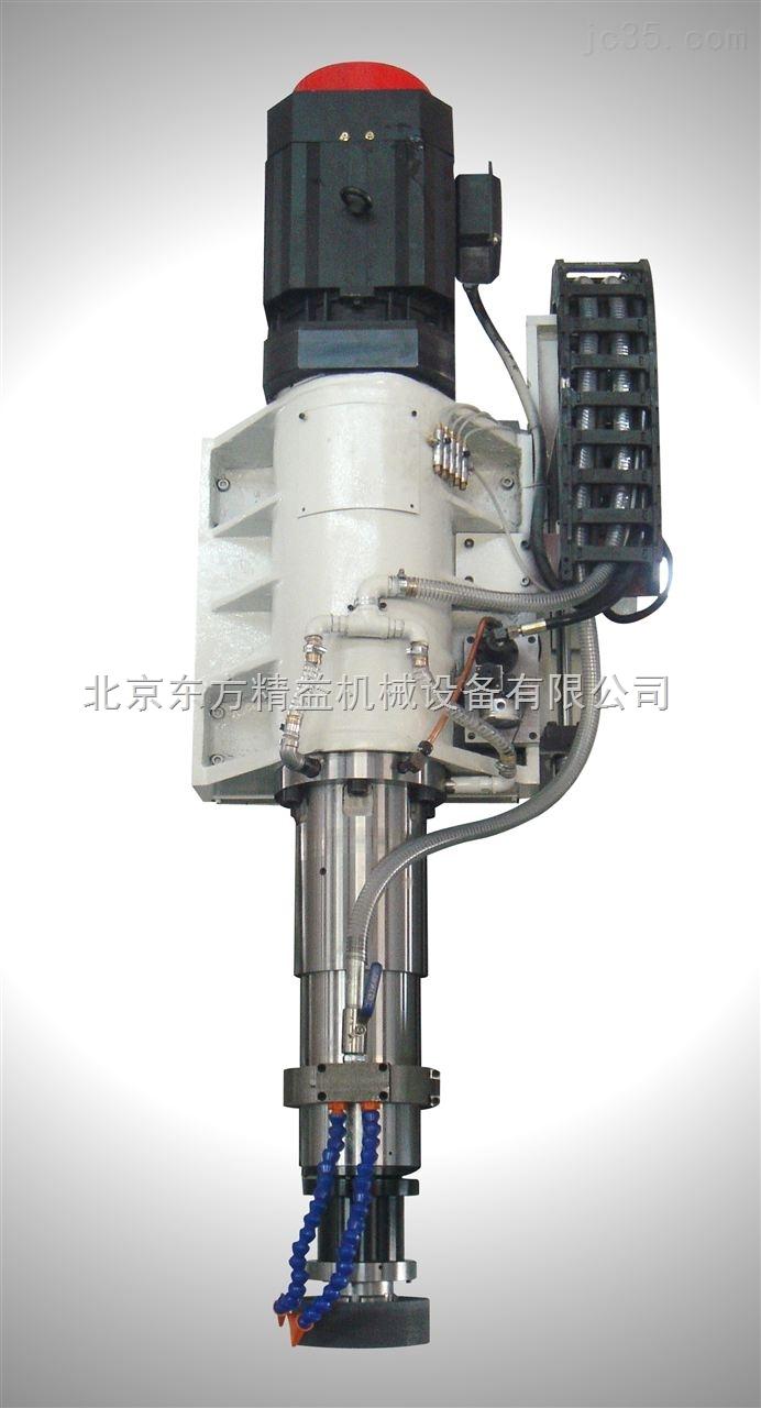 液体动静压混合轴承主轴单元