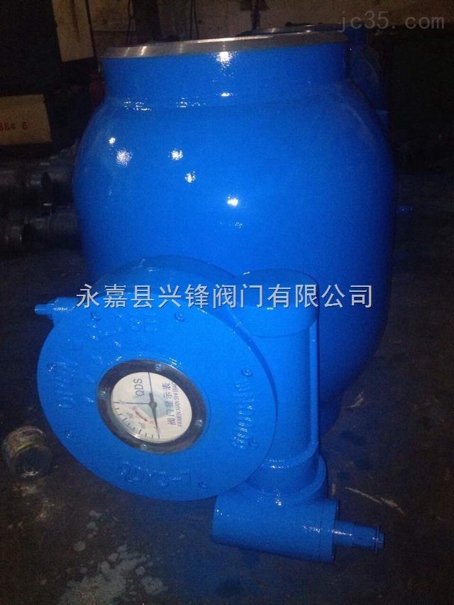 蜗轮全焊接球阀DN200