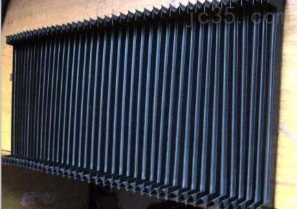 折叠式机床风琴防护罩