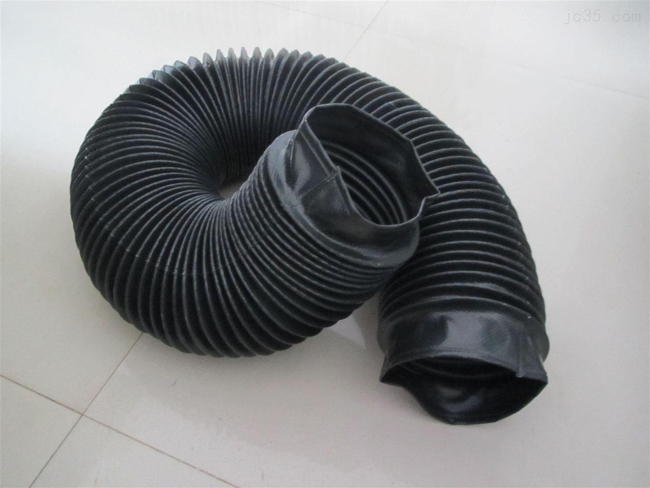 磨床圆形丝杠防护罩