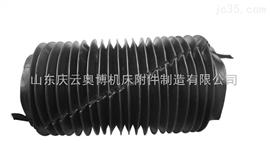 上海耐高温丝杠防护罩应用