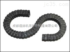 激光切电缆穿线尼龙坦克塑料拖链厂家排名产品图片