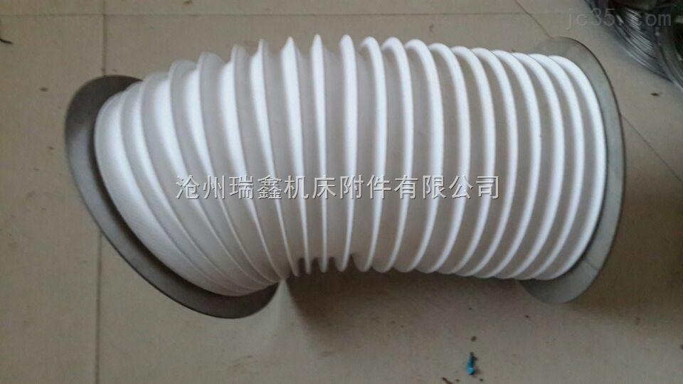 专业生产各种圆形伸缩式丝杠防护罩 专业加工制作多型号可伸缩圆筒丝杠防护罩
