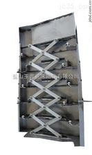 钢板防护罩密封,能防铁屑、防冷却液
