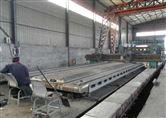 各种非标产品重型机床工作台,龙门铣加工