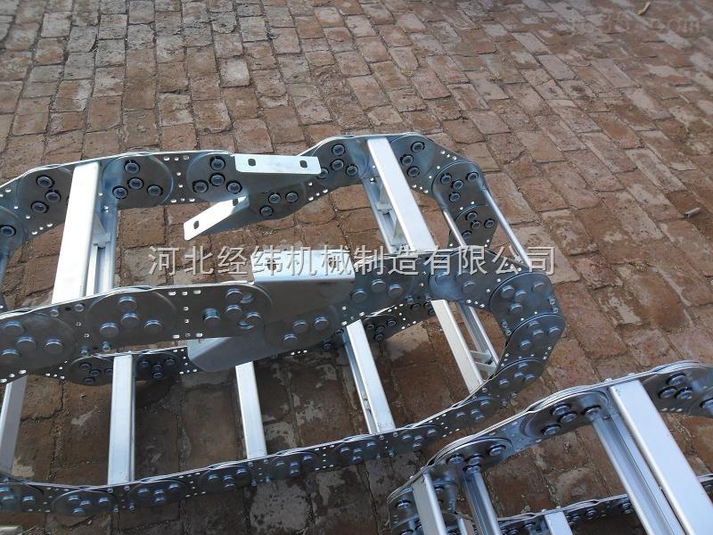电缆承重型钢制拖链厂