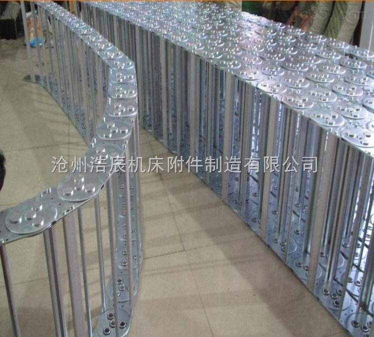 工程钢铝拖链 拖链准时