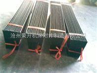 济阳质升降机耐温风琴防尘罩
