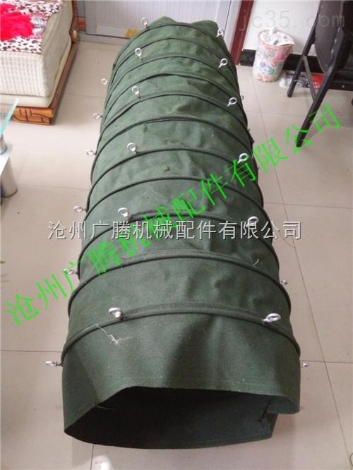 吊环式散装水泥除尘伸缩布袋市场评价高