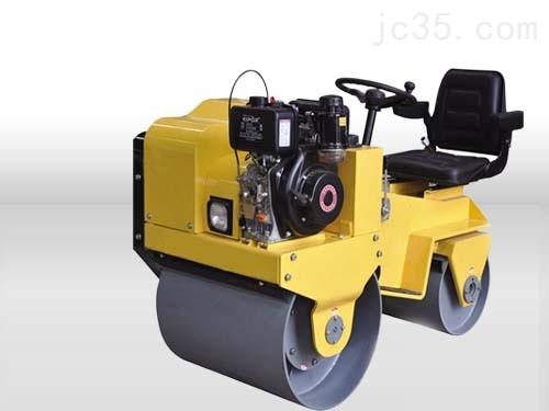 HH-850座驾式压路机 工程专用款浩鸿小型压路机 手扶式双轮震动压路机