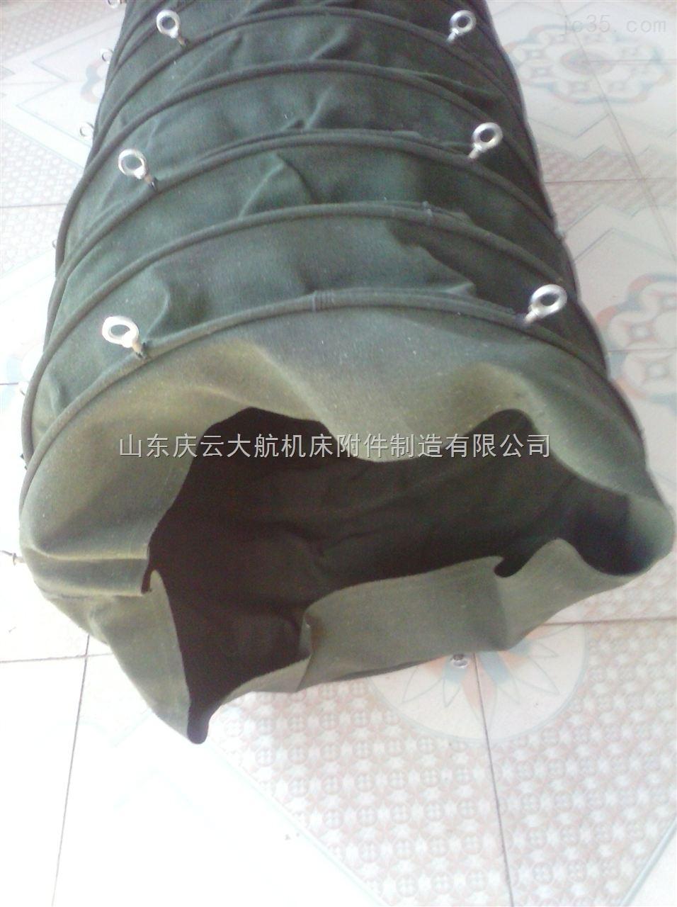 天津吊环式帆布水泥伸缩袋