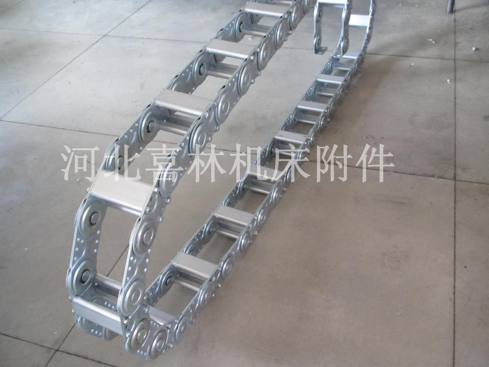 非开挖机械钢制桥式拖链