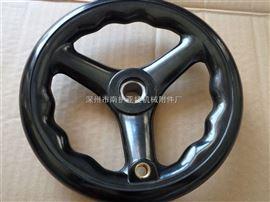 12*125 16*160专业生产机床手 胶木手轮 圆轮缘手轮