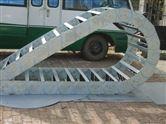 框架式低噪音机床钢制拖链