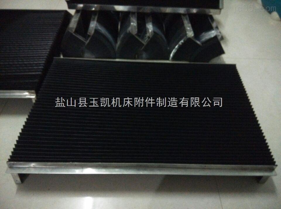 风琴式尼龙布耐高温防护罩