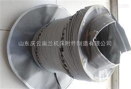 耐高温阻燃防护罩 丝杠防护罩 油缸伸缩防尘罩